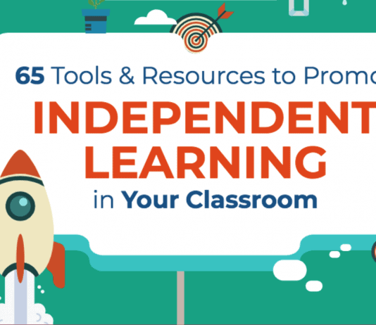65 Tools and Resources to Promote Independent Skills in your Classroom