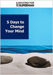 5 days to change your mind